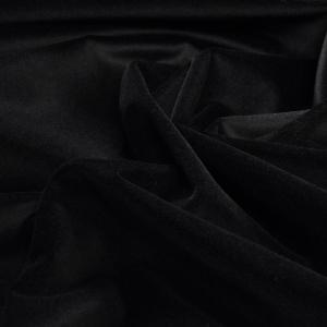 Бархат чёрный
