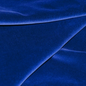 """Бархат синий """"василек"""""""