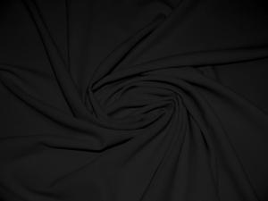 Габардин чёрный