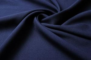 Габардин тёмно-синий